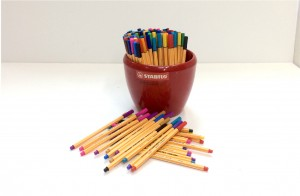 Stabilo 88 Renkli Yazı Kalemleri