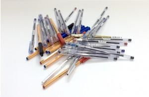 Tükenmez Kalem Çeşitleri